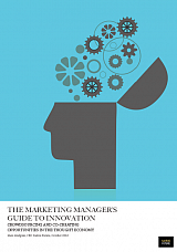 The Cry For The Crowd: The Marketing Managers Guide To Innovation