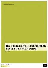 The Future of Ethic and Profitable Youth Talent Management