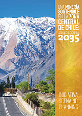A sustainable mining in the central part of Chile: Scenarios towards 2035