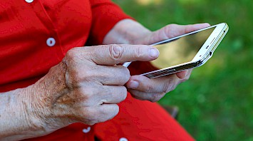 Opinion Health: Lifelogging and proactive care among elderly